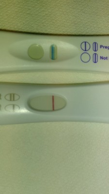 19dpo confused  Late positive? Successful pregnancy