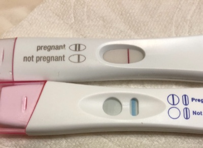 Is 13 dpo too late to have a barely positive first test? - Countdown