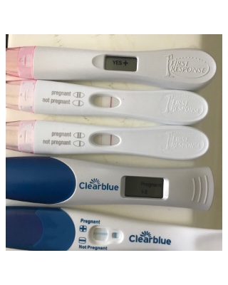 BFP 8DPO!! - Countdown to pregnancy